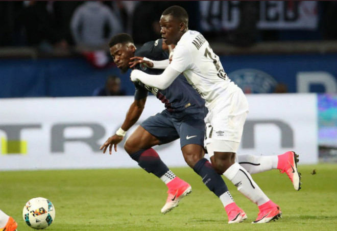 PSG - Caen: Tiệc chia tay không trọn vẹn - 1