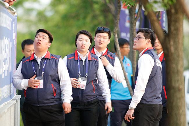 U20 Việt Nam được bảo vệ như siêu VIP ở World Cup - 7