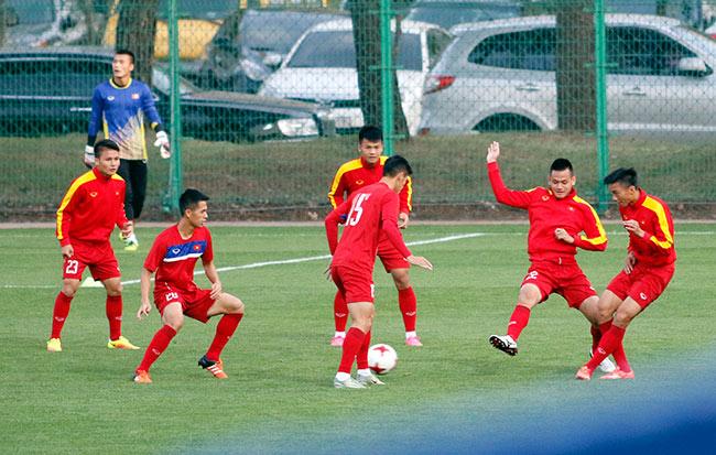 U20 Việt Nam được bảo vệ như siêu VIP ở World Cup - 9