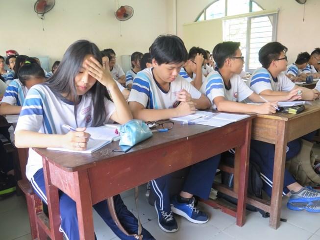 3 kỳ thi cuối cấp quan trọng trong tháng 6 - 1
