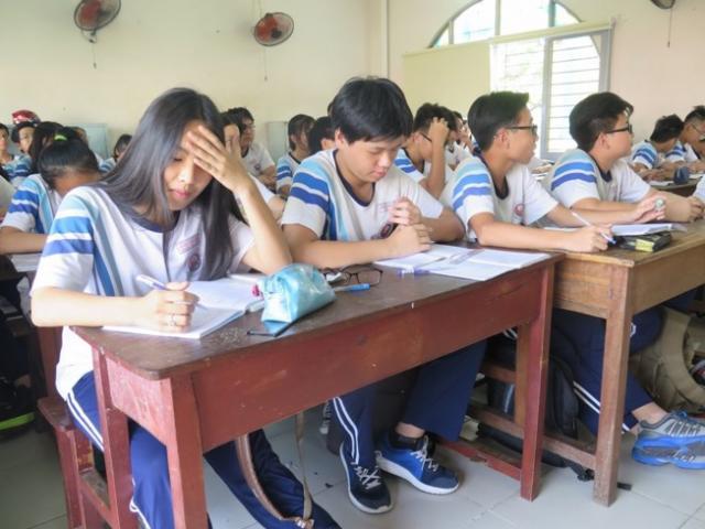 Thực hư bảng điểm toàn 10 của học sinh Trường THCS Đặng Trần Côn - 2