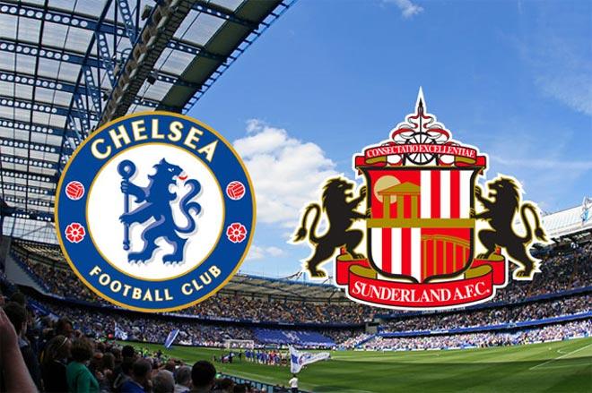 Chelsea – Sunderland: Tiệc mừng tưng bừng cho tân vương - 1