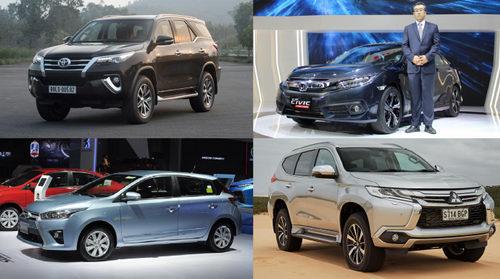 Những mẫu ô tô được dự báo giảm giá trong năm 2018