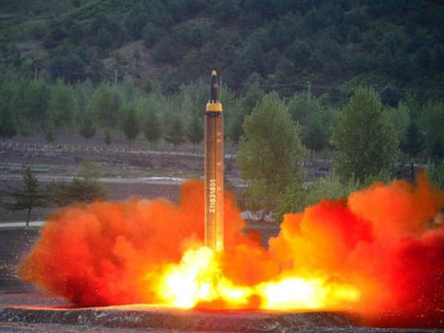 Triều Tiên nói về tên lửa đạn đạo mới thử - 2