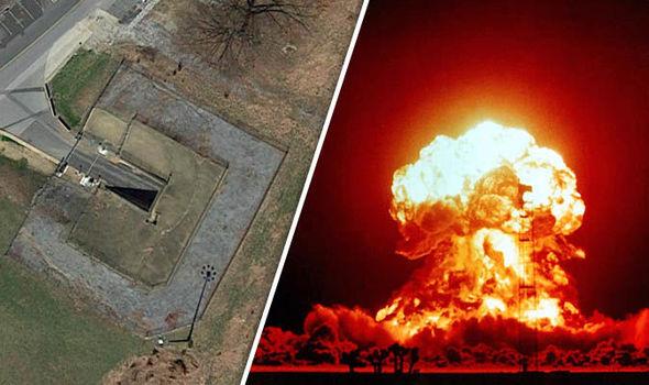 Hầm trú ẩn bảo vệ Trump nếu Triều Tiên giáng đòn hạt nhân - 1