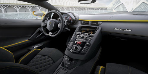 Lamborghini Aventador S giá 40 tỷ đồng về Việt Nam - 3