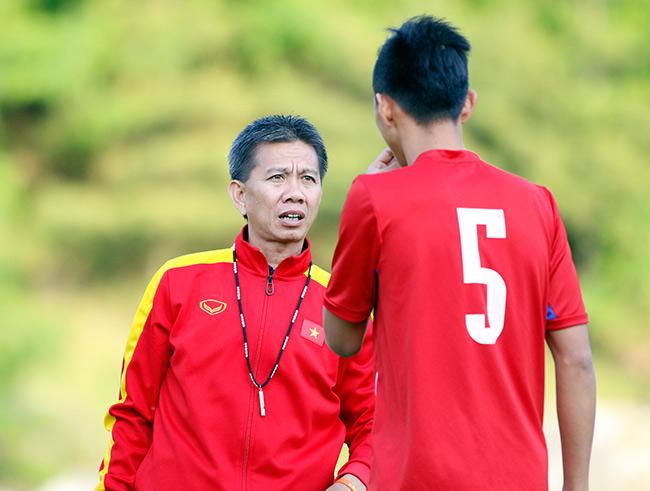 U20 Việt Nam xung trận: HLV Tuấn truyền bài tủ đấu New Zealand - 1