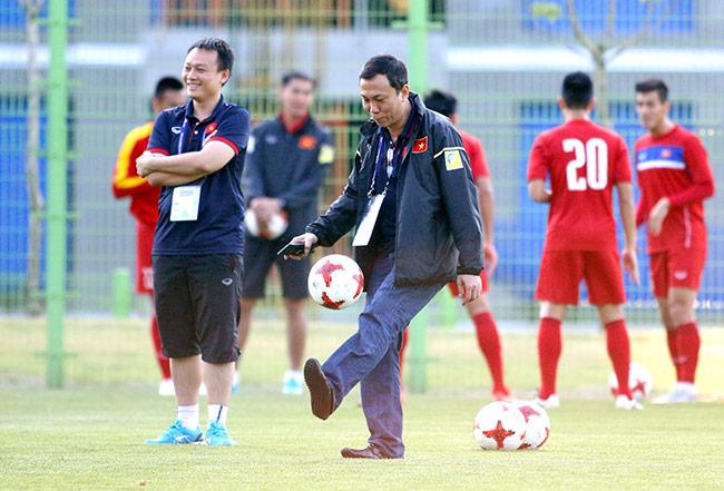 U20 Việt Nam xung trận: HLV Tuấn truyền bài tủ đấu New Zealand - 4