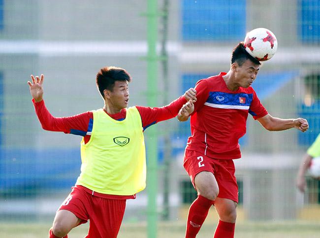 U20 Việt Nam xung trận: HLV Tuấn truyền bài tủ đấu New Zealand - 5