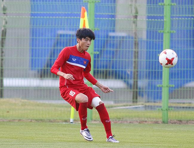 U20 Việt Nam xung trận: HLV Tuấn truyền bài tủ đấu New Zealand - 7