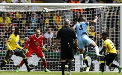 Chi tiết Watford - Man City: Vỡ trận hoàn toàn (KT) - 3