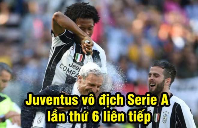 Juventus - Crotone: Bước hai của cú ăn ba - 1