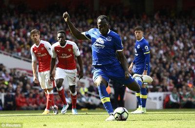 """Chi tiết Arsenal - Everton: """"Tuyệt phẩm"""" vô nghĩa (KT) - 7"""