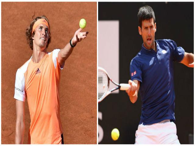 Zverev 20 tuổi ẵm Masters: Nadal hay Djokovic mới? - 3