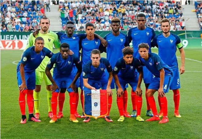U20 World Cup: Dàn sao Pháp 800 tỷ thắng to, đe dọa U20 Việt Nam - 2