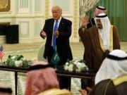 Thế giới - Trump ký hợp đồng 350 tỷ USD bán vũ khí cho Ả Rập Saudi