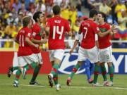"""Bóng đá - U20 World Cup: """"Đàn em"""" Ronaldo thua sốc, châu Á rạng danh, Italia ngã ngựa"""