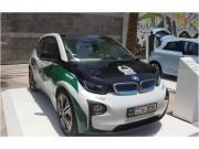 Tư vấn - Cảnh sát Dubai trang bị BMW i3