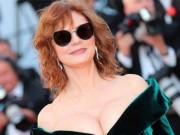 """Làm đẹp - Quý bà Hollywood 71 tuổi trẻ đẹp phồn thực nhờ """"chuyện ấy"""""""