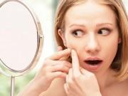 Trang điểm có hại cho da khi nào?