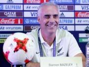 """Bóng đá - U20 Việt Nam được HLV trưởng U20 New Zealand đưa """"lên mây"""""""