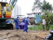 Tin tức trong ngày - Phát hiện xác người không mặc áo trên sông Sài Gòn