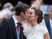 Tin tức thời trang - Ngạc nhiên về số tiền em gái Kate chi cho đám cưới với tỷ phú Anh