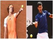 Djokovic - Zverev: Sai một li, đi luôn cúp (CK Rome Masters)