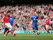 """Arsenal - Everton:  """" Mưa bàn thắng """"  đẫm nước mắt"""