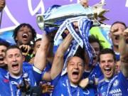 """Chelsea - Sunderland:  """" Nã đại bác """"  mừng nhà vua mới"""