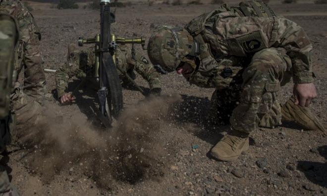 Hình ảnh ấn tượng nhất của quân đội Mỹ - 13
