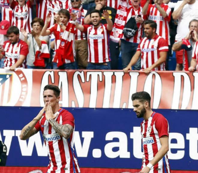 Atletico Madrid - Bilbao: Cú đúp siêu sao, tan mộng trời Âu - 1