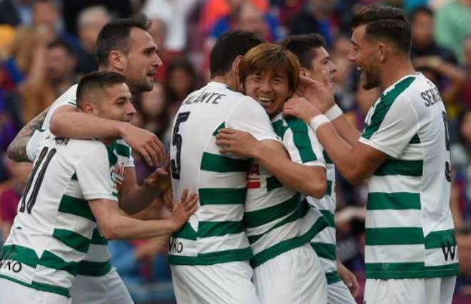 Barcelona - Eibar: Nỗi buồn màn ngược dòng 6 bàn - 1