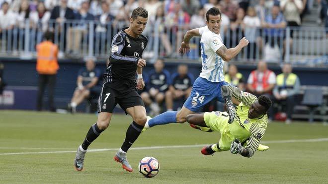 Malaga - Real Madrid: Song tấu tỏa sáng, bay lên ngai vàng - 1
