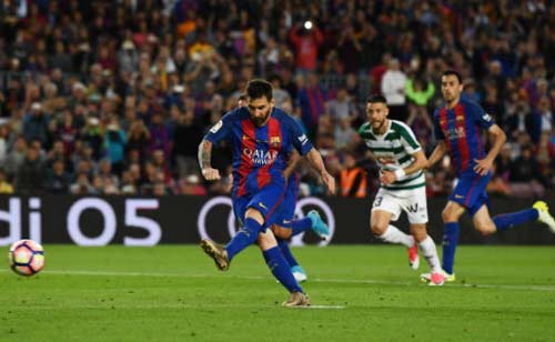 Chi tiết Barcelona - Eibar: Bàn thắng của sự buồn bã (KT) - 5