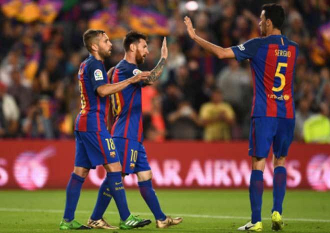 Barcelona - Eibar: Nỗi buồn màn ngược dòng 6 bàn - 2