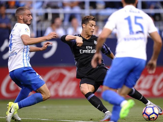 """Ronaldo: 10 cú """"nã pháo"""" đưa Real Madrid lên đỉnh Liga - 1"""