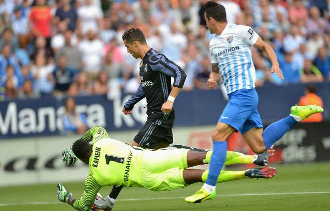 Góc chiến thuật Malaga - Real: Ronaldo phủ đầu, Zidane thao lược - 1