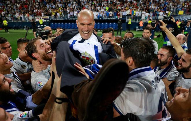 Góc chiến thuật Malaga - Real: Ronaldo phủ đầu, Zidane thao lược - 2