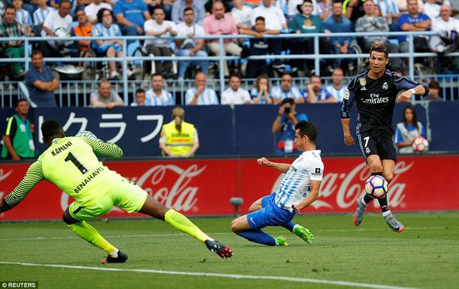 Real vô địch Liga: Ronaldo đơn giản là người giỏi nhất - 1
