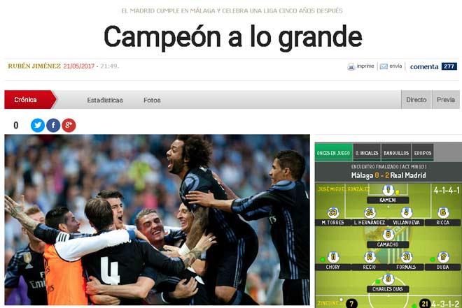 """Real vô địch: Fan Barca """"sôi máu"""" tố đối thủ mua trọng tài - 4"""