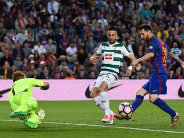 Barca mất La Liga: Mập mờ tương lai Messi & HLV mới - 3
