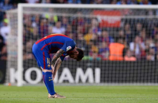Barca mất La Liga: Mập mờ tương lai Messi & HLV mới - 2