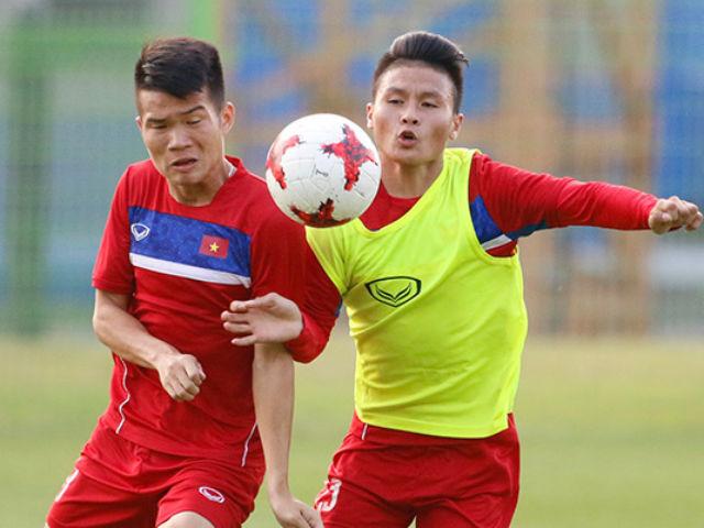 """""""Tiếp lửa"""" U20 Việt Nam: Vạn anh em ở Hàn Quốc phủ đỏ sân Cheonan - 6"""
