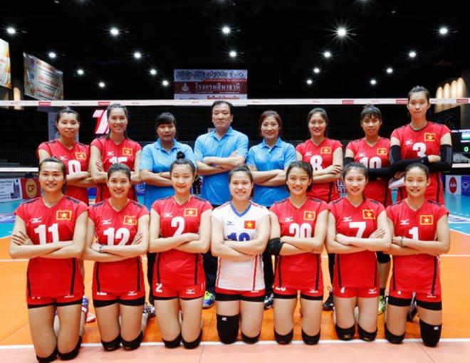 Tấm HCĐ châu Á lịch sử của bóng chuyền trẻ nữ Việt Nam - 5