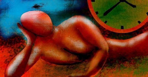 6 ảnh hưởng tiêu cực khi bạn ngủ không đủ giấc - 1