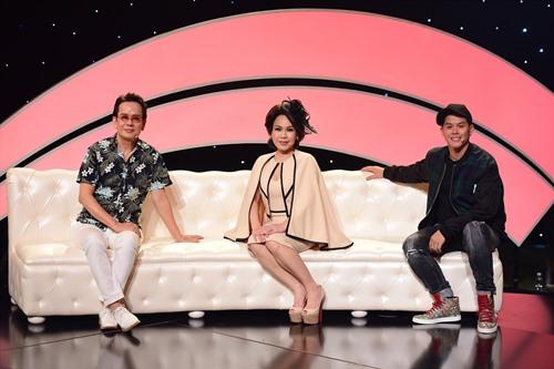 Việt Hương sửng sốt khi Siu Black quá dịu dàng trên truyền hình - 1