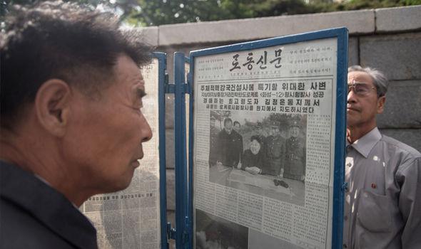 """Triều Tiên cảnh báo Mỹ đừng hy vọng """"cầu xin sự tha thứ"""" - 2"""