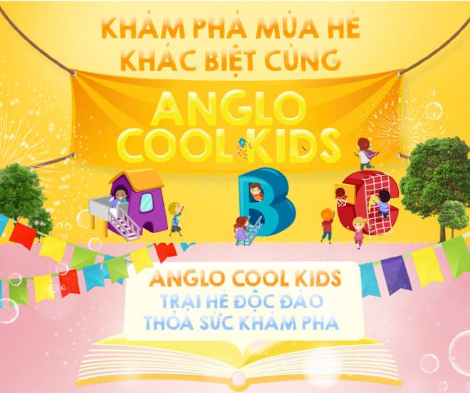 Khám phá mùa hè khác biệt cùng Anglo Cool Kids - 1
