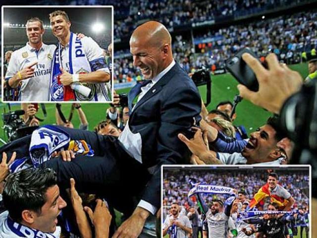"""Sốc: Malaga bị tố """"thả cửa"""" Ronaldo, giúp Real vô địch - 2"""